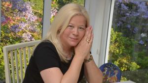 الكاتبة الإسرائيلية يوديت كاتسير. Foto: Privat