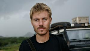 Der Fotograf und Journalist Christoph Bangert; Foto: privat