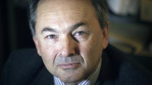 الباحث الاجتماعي الفرنسي الشهير جيل كيبيل. Foto: Joel Saget/AFP/Getty Images