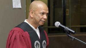 البروفيسور فريد إسحق. Foto: University of Johannesburg
