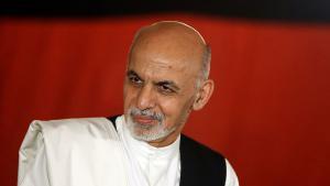 الرئيس الأفغاني الجديد أشرف غاني. Foto. picture alliance/AP Photo/Massoud Hossaini
