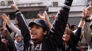 الصورة دويشته فيله الربيع العربي غائب عن التعليم