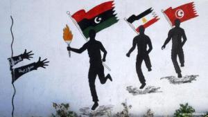 الربيع العربي برؤية عالمية: دب ا