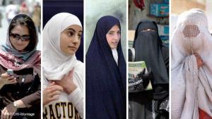 الجدل حول الحجاب والبرقع  في أوروبا