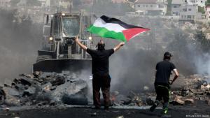 النشطاء الألمان المناصرون للقضية الفلسطينية...ضد عقلية التصنيف السياسي الضيقة