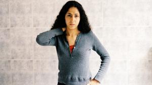 المخرجة المسرحية المصرية ليلى سليمان. Foto: Ruud Gielens