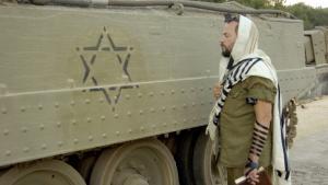 متدينون في الجيش الإسرائيلي. Foto: Imago/Xinhua