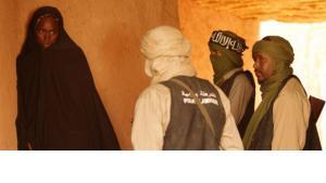 """لقطة من فيلم """"تمبكتو"""" للمخرج الموريتاني عبد الرحمن سيساكو"""