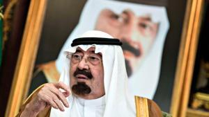 ملك السعودية عبد الله بن عبد العزيز. Foto: Reuters