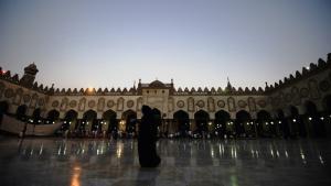 الأزهر في القاهرة. Foto: Getty Images