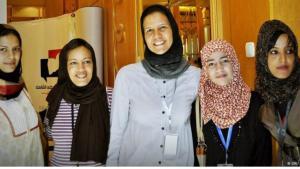 مشاركة قوية للعنصر النسوي في مؤتمر الحوار الوطني: اليمن - صنعاء 2012 /  2013