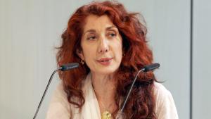 الباحثة التركية في علم الاجتماع والأستاذة الجامعية في باريس نيلوفار غولهFoto: picture-alliance/ZB/Esch-Kenkel
