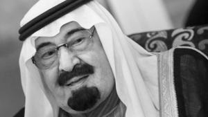الملك عبد الله بن عبد العزيز. Foto: Reuters