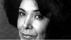الكاتبة الجزائرية آسيا جبار. Foto: picture-alliance/obs