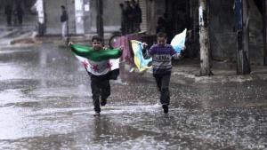 الذكرى الرابعة لانتفاضة سوريا