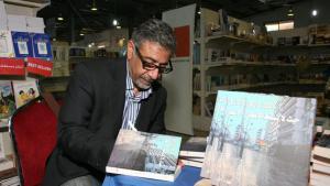 الشاعر أمجد ناصر (photo: Amjad Nasser)