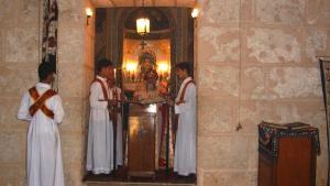 كنيسة في طور عبدين في جنوب شرق تركيا. Qantara.de