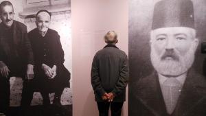 """صورة من معرض """"الحديث مع بعض"""" ذكريات من الماضي في أرمينيا وتركيا. Foto: DW"""