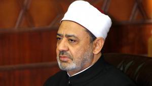 شيخ الأزهر أحمد الطيب Foto: Reuters