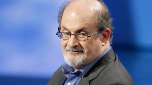 سلمان رشدي . Foto: AP