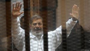 محمد مرسي أول رئيس مصري منتخب ديمقراطيا. Foto: AFP/ Getty Images