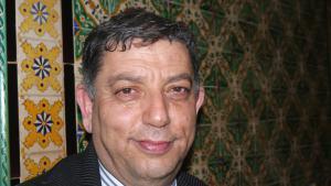 أستاذ التاريخ المعاصر في جامعة منوبة التونسية والخبير المتخصص في الحركات الإسلامية، أعلية علاني. Foto: Beat Stauffer