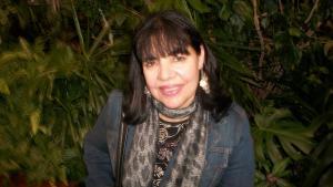 الشاعرة التونسية نجاة العدواني. Foto: privat