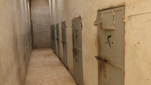 زنازين التعذيب في سجن تدمر - سوريا.  Foto: privat