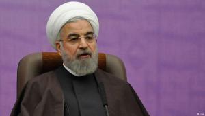 الرئيس الإيراني حسن روحاني. Foto: Isna