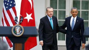 أوباما وأردوغان يتفقان على وقف تدفق المقاتلين إلى سوريا