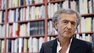 ;  الفيلسوف الفرنسي المعروف برنارد هنري ليفي Foto: AFP/Getty Images