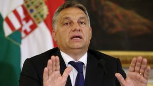 فيكتور أوربان رئيس الوزراء الهنغاري. Foto: Reuters/H.P. Bader
