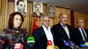 فازت رباعية الحوار الوطنى التونسى بجائزة نوبل للسلام لعام 2015