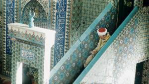 مسجد في ألمانيا. Foto: LWL-Industriemuseum Dortmund: Brigitte Kraemer