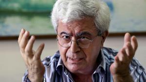إلياس خوري (photo: picture-alliance/AP Photo/B. Hussein)