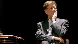 الشاعر العربي الفلسطيني محمود درويش. Foto: picture-alliance/dpa/G. Cohen Magen