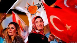"""قامر اردوغان باجراء انتخابات مبكرة، وفاز. ولكن فوزه لم يكن كاملا، فقد كان أردوغان يأمل بالفوز """"باغلبية ماحقة"""" من النواب من أجل تمرير خططه لتعديل الدستور من أجل تعزيز سلطاته."""