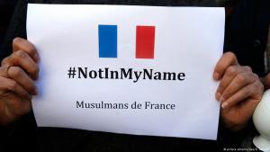 المسلمون في فرنسا يعبرون عن رفضهم للإرهاب