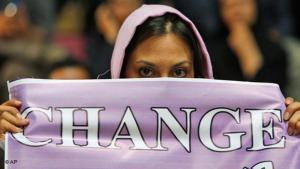 في إيران حركة شعبية تطالب بالتغيير