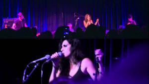 مغنية فرقة الصابون يقتل ياسمين حمدان أثناء حفل موسيقي، الصورة: بيت ثقافات العالم