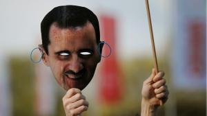 """;  أول المستفيدين من وجود """"داعش"""" هو نظام بشار الأسد الدموي . Foto: picture-alliance/dpa"""