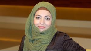 خولة مريم هوبش. Foto: dpa/picture-alliance