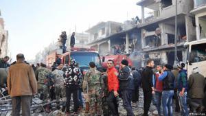 أكثر من مليوني سوري بين قتيل وجريح جراء الحرب