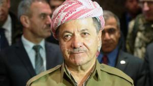 مسعود بارزاني. د ب أ
