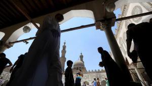 مسجد الأزهر في القاهرة. Foto: Reuters/Mohamed Abd El Ghany