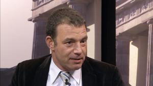 عبد العظيم الدفراوي، أستاذ العلوم السياسية المصري الألماني الصورة دويتشه فيله