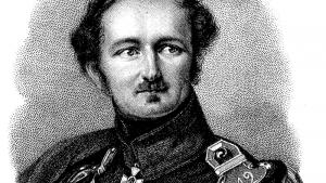 ;  الألماني هرمان فون بوكلير موسكاو (1785-1871) من أشهر النبلاء الألمان في القرن التاسع عشرFoto: wikipedia