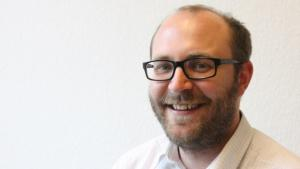 الباحث السياسي أندريه بنك. Foto: privat
