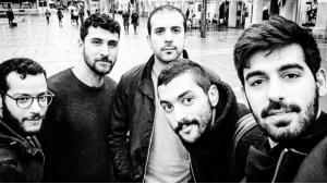 """فرقة الروك اللبنانية """"مشروع ليلى"""" (source: Facebook)"""