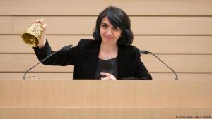 محترم آراس أول مُهاجِرة ومسلمة تترأس برلمان ولاية ألمانية